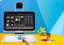 Il PC Sprout di HP con touchscreen e proiettore