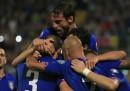 L'Italia ha battuto l'Azerbaigian per 2-1 - foto e video