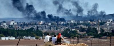 I peshmerga stanno andando a Kobane