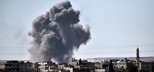 Perch si parla di kobane il post for Citta della siria che da nome a un pino