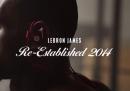 Lo spot per il ritorno di LeBron James a Cleveland