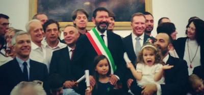 Le trascrizioni dei matrimoni gay a Roma