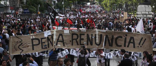 Studenti spariti Messico