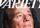La copertina di Variety con san Bill Murray