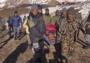 Almeno 28 morti sull'Himalaya