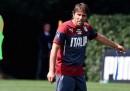 La lista dei giocatori convocati dall'allenatore della Nazionale italiana di calcio Antonio Conte per due partite di qualificazione alla fase finale del Campionato Europeo di Francia 2016