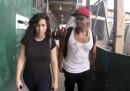 Le molestie che riceve una ragazza mentre cammina per le strade di New York