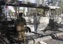 Gli scontri all'aeroporto di Donetsk