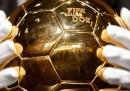 I 23 candidati al Pallone d'Oro 2014