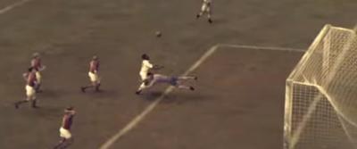 Il gol più bello di Pelè, ricreato in digitale