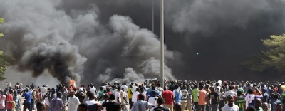 Sta succedendo un guaio in Burkina Faso
