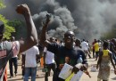 Proteste Burkina Faso