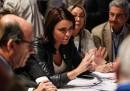 Simona Bonafè è stata eletta segretaria del PD in Toscana