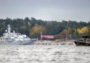 C'è un sottomarino russo in Svezia?