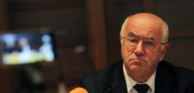 La UEFA ha punito Carlo Tavecchio