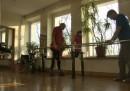 L'operazione che ha permesso a un paralitico di tornare a camminare