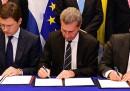 L'accordo per il gas tra Ucraina e Russia
