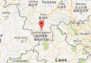 C'è stato un terremoto di magnitudo 6.0 vicino a Weiyuan, nella provincia cinese di Yunnan