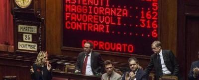 La Camera ha approvato il Jobs Act