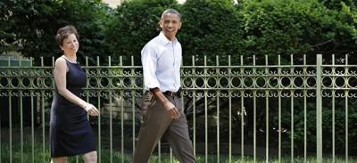 La più potente consigliera di Obama