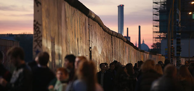 Berlin To Mark 25th Anniversary Of The Fall Of The Wall