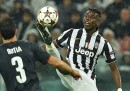 Juventus-Olympiacos 3-2