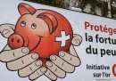 Il referendum sull'oro in Svizzera