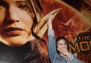 "I cinema contro ""The Hunger Games"" a Bangkok"