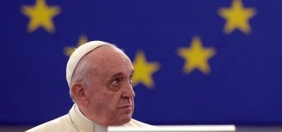 La visita di Papa Francesco a Strasburgo
