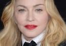 Un pezzo di una nuova canzone di Madonna