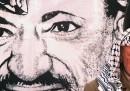 La morte di Arafat, 10 anni fa