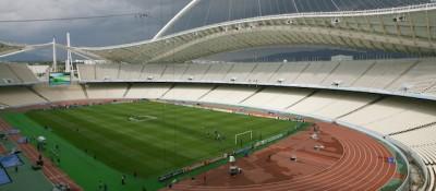 La Serie A greca di calcio è stata sospesa a tempo indeterminato