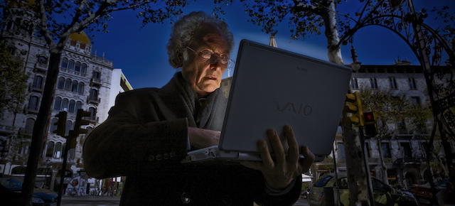 Eduardo Punset.Escritor y divulgador cientifico