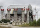"""Il nuovo """"sarcofago"""" di Chernobyl"""