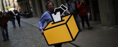 La consultazione ufficiosa della Catalogna