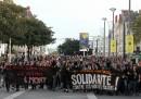Le proteste in Francia