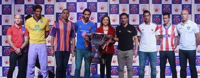 Come sta andando il supercampionato di calcio indiano?
