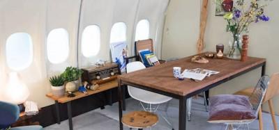 L'aereo che si può prendere in affitto su Airbnb