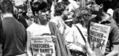 Brick Lane negli anni Ottanta