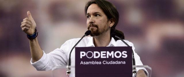 Che cos'è Podemos