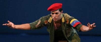 Le foto del balletto per Hugo Chavez