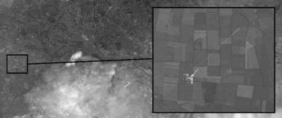Le foto false diffuse da una televisione russa sul volo MH17