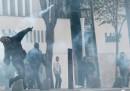 Le proteste in Francia per la morte di Fraisse