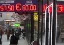 L'economia russa è nei guai