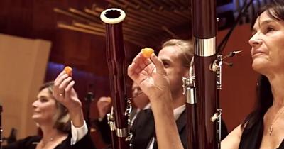 Peperoncini piccantissimi per orchestra classica