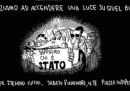 Il manifesto di Zerocalcare per Stefano Cucchi
