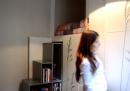 Appartamento da 8 metri quadri a Parigi