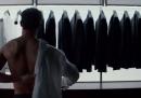 """Il secondo trailer di """"Cinquanta sfumature di grigio"""""""
