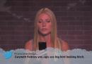Altri attori famosi leggono tweet cattivi che li riguardano