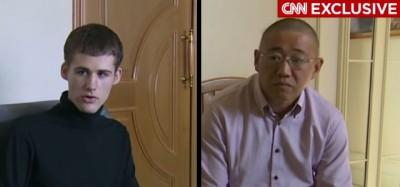 In Corea del Nord due cittadini americani sono stati scarcerati